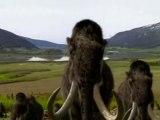Marche avec les animaux - Mammouth et les hommes p2