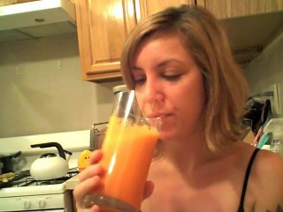 Juicing with Jill