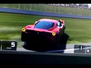 Présentation des dégâts de GT5 de Gran Turismo 5