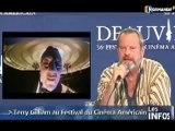 Terry Gillian au festival du film américain de Deauville