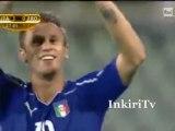 Italie vs Îles Féroé 5-0 Qualifs EURO 2012