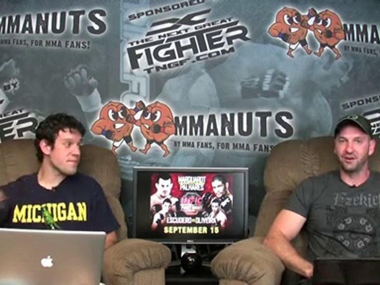 MMA News Topics - MMA Nuts Episode 20 Highlights