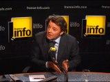 François Baroin, France-info, 08 09 2010