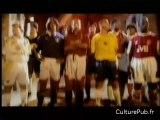 Cantona, Maldini, Ronaldo, Kluivert contre le mal.