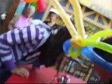 $50/hr Vancouver BIA, block party, street festival clowns