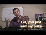 Jonathan Budd: Jonathan Budd helps Garrett Miller find warr