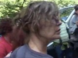 DR2 (TV Danemark) - Jane Birkin auprès des sans-papiers