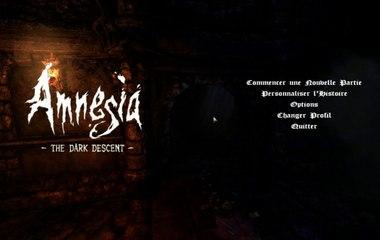 Amnesia The Dark Descent - Partie 1 - Entrée/Labo/Archives