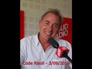 Le stress des rythmes scolaires - Code Risoli sur Sud Radio