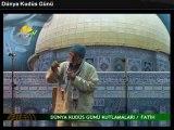Dünya Kudus Günü, özgür kudus platformu : Mehmet Göktaş Hoca