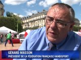 Rencontres Handisport à Paris: mieux faire accepter le handicap