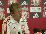 Hodgson issues challenge to strikers