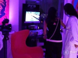 Soirée de lancement PlayStation Move de
