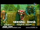 Mersinli ismail Evin Ana ASKERiM ANAM STV Nostalji Klip 1998