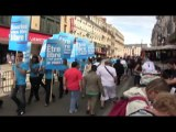 "Manifestation ""Maine Libre"" au Mans"