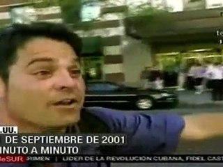 Cronología 11 de septiembre 2001