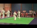 Taï Jitsu démonstration à Sailly