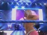 Kelly Kelly Entrance & Finisher - WWE SmackDown vs. RAW 2011