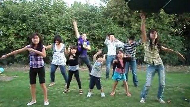 Les Shaolins K.O - Présentation + Danse !