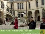 Merlin's set France - SPOILER S03E09