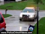 Police Crime Videos: Crown Vic P71 Lights