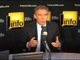 François Bayrou, France-info, 13 09 2010