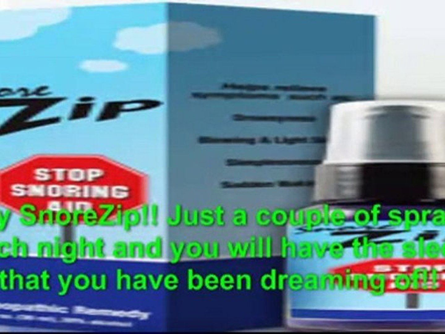Snoring Solutions Tips And Help Snorezip Video Dailymotion