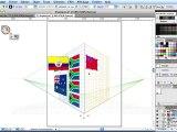 Tutoriel Adobe Illustrator CS5 - Les grilles de perspectives