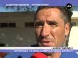 Coupe de France : Saint Marcel - Cassis Carnoux