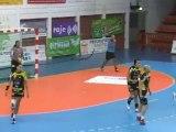 Le HBC Nîmes s'impose contre MIOS  (Handball Fem D1)