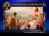 Videocatequesis Domingo XXV t. ordinario