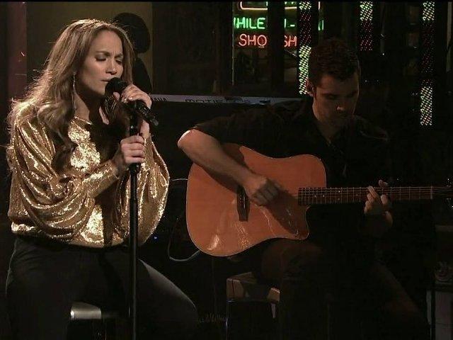 "Jennifer Lopez - ""Starting Over"" (Saturday Night Live)"