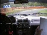 Rallye des noix 2010 - ES1 205 GTI DUKE RACING