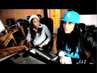 Amy & Bushy making of de l'album pt1