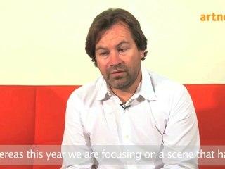 Artnet - Interview de Guillaume Piens