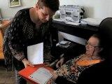 Visite à domicile : Agnès, bénévole depuis 3 ans