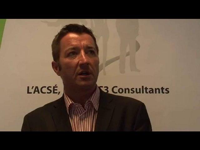 Karl Olive, coach pour Codes-Emploi