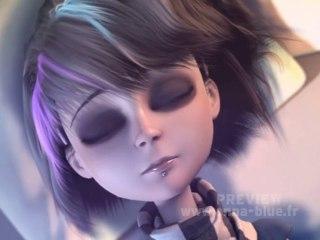 ANNA BLUE - 'Tellement Seule' (officiel)