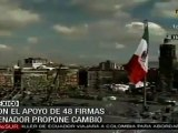 Senadores buscan cambiar el nombre oficial de México