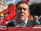 Retraites : Les syndicats devant la préfecture ! (Lille)