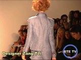 BTE TV covers Zang Toi at NY Fashion Week