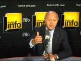 Laurent Fabius, france-info, 16 09 2010