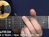 Comment jouer Knockin On Heavens Door à la guitare