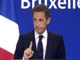 Quand Sarkozy rembarre les journalistes