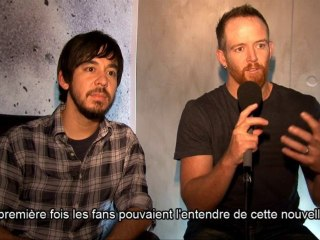 Linkin Park interview - Medal of Honor