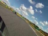 Solex, Course d'ancenis manche 1, 12 septembre 2010