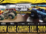 Monster Jam - Path of ...