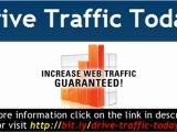 Website Traffic Secrets - Get More Visitors by Driving Traff