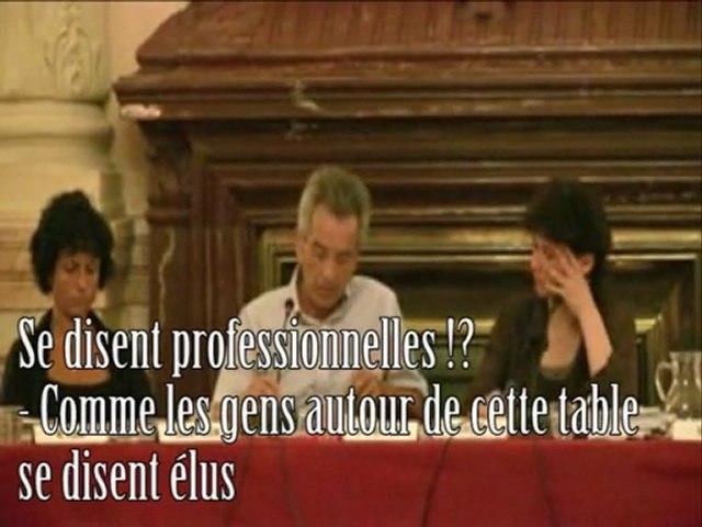 Le voeu de la Fédération des Cies pro au CM du 19/07/10