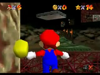 "N64 Super Mario 64 ""16 stars"" in 15:33.77 by Rikku"